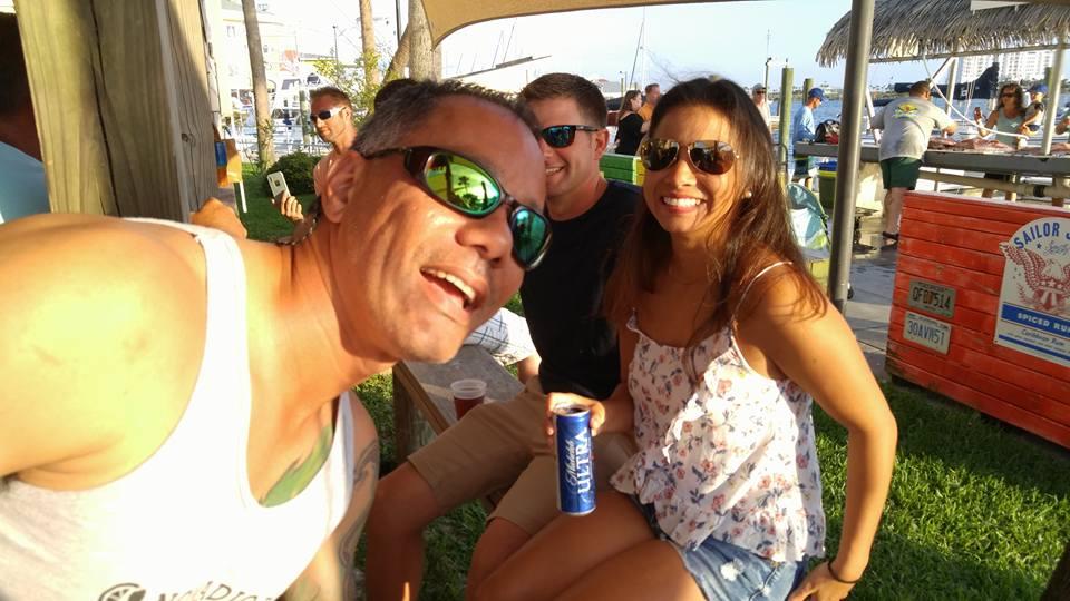 Wednesday Night = Grill Night = Pensacola Beach-w7-jpg
