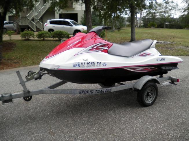 2008 Yamaha VX1100 waverunner - Pensacola Fishing Forum