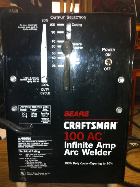 110 v ARC  (Stick) Welder Craftsman 0-welder-1-jpg