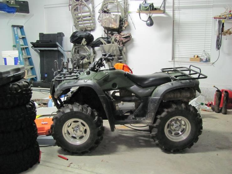 4 wheeler mud tires (4)   Proxibid Auctions