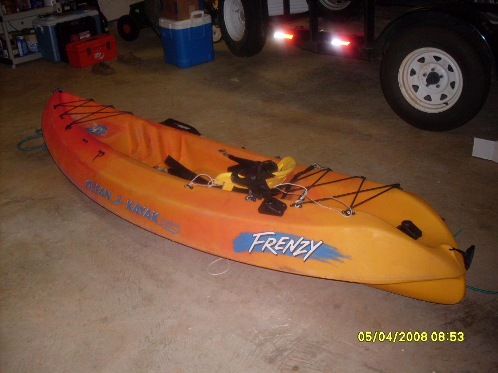 Ocean Kayak For Sale >> Ocean Kayak Frenzy For Sale Pensacola Fishing Forum