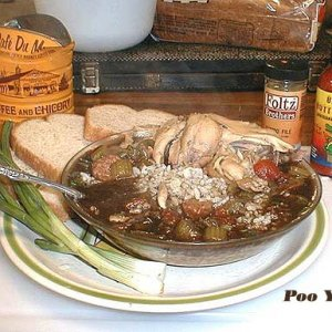 I won a gumbo cookoff in Miss. years ago and have cooked this stuff a bazillion times.