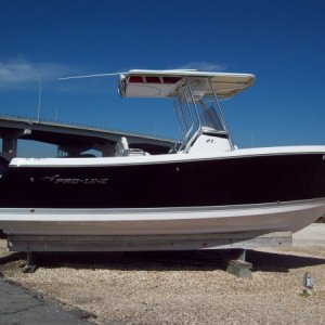 2010 - 23 ft. Proline - Full detail include waxing
