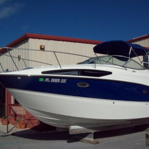 2009 - 265 Bayliner - full detail include waxing