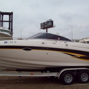 March 2013    Dailey   23 ft. Chaparral