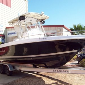 2006 - 24 ft. Proline (Full detail include compound and wax)