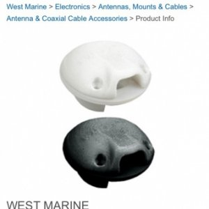 West Marine had these in stock