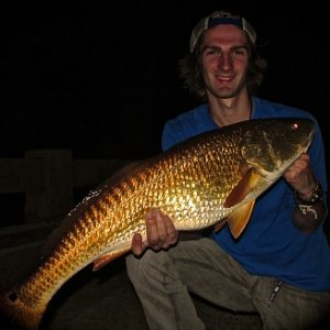 4 15 Caleb 36.75'' redfish