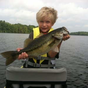 Will   Coosa big bass