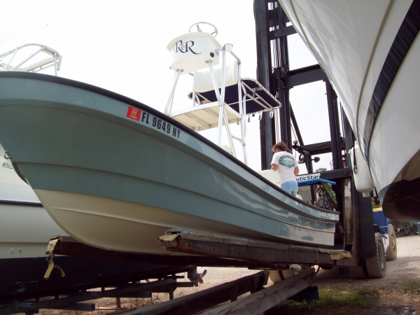 2009 - 20 ft. Panga (complete detail including wax)
