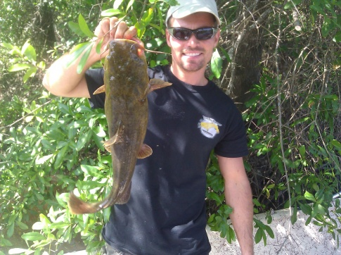 another small Escambia river flathead