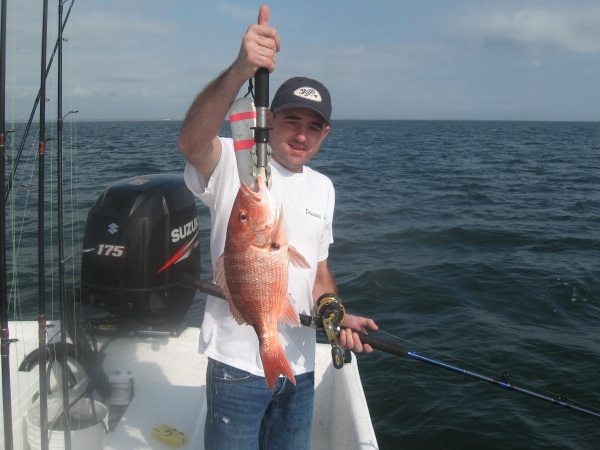 Pensacola Snapper Fishing Charter